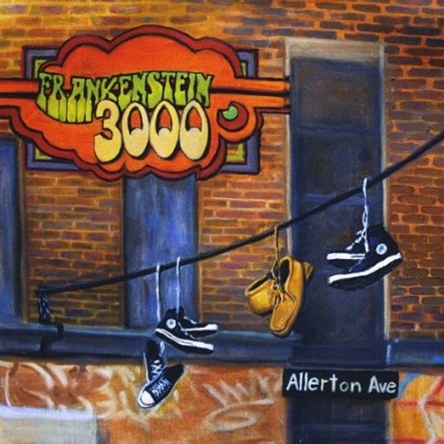 Frankenstein 3000 ALLERTON AVENUE CD