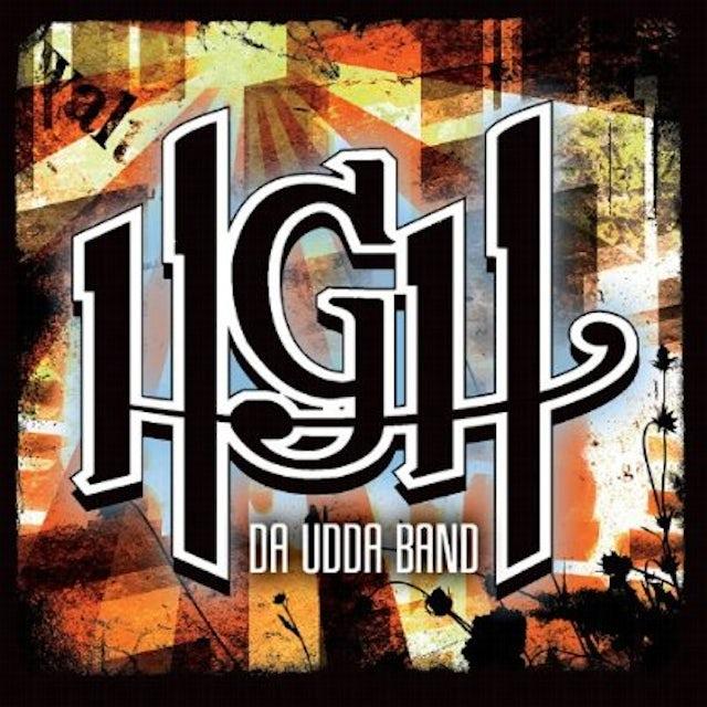 Da Udda Band HGH CD