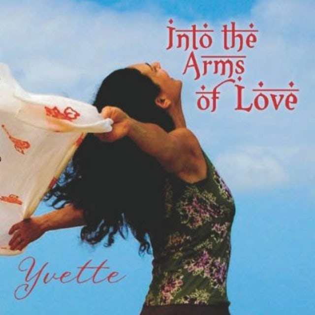 Yvette INTO THE ARMS OF LOVE CD