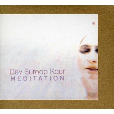 Dev Suroop Kaur MEDITATION CD