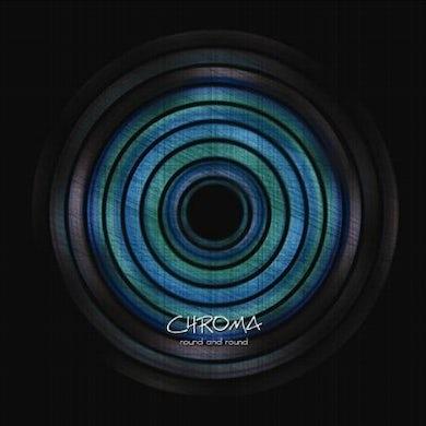 Chroma ROUND & ROUND CD