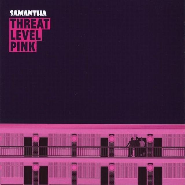 Samantha THREAT LEVEL PINK CD