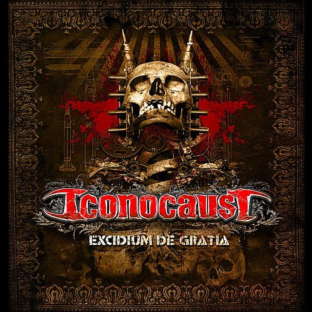 Iconocaust EXCIDIUM DE GRATIA CD