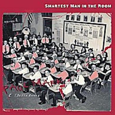Paul Mark & The Van Dorens SMARTEST MAN IN THE ROOM Vinyl Record