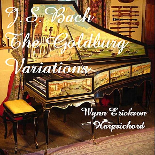 J.S. Bach THE GOLDBERG VARIATIONS CD