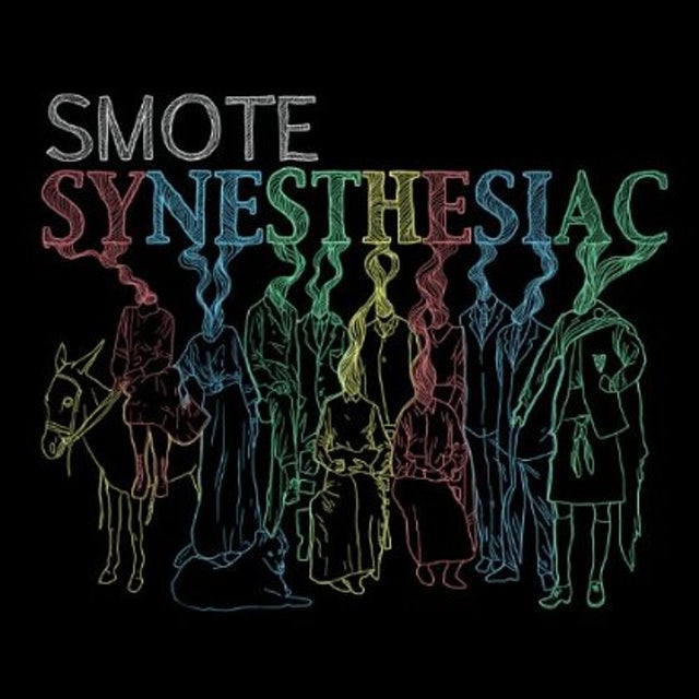 Smote SYNESTHESIAC CD
