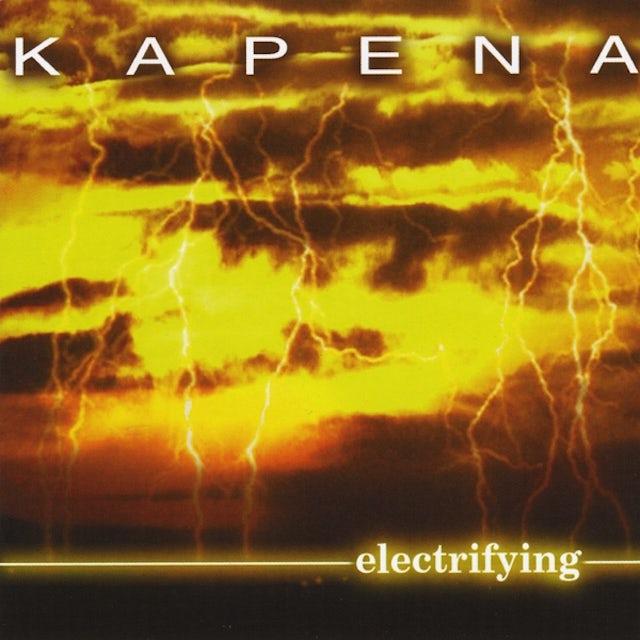 Kapena ELECTRIFYING CD