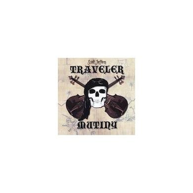 Traveler MUTINY CD