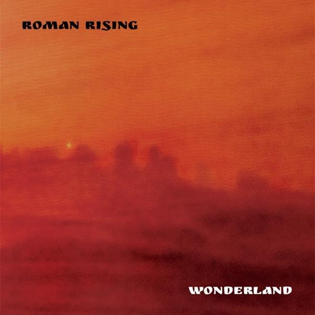 Roman Rising WONDERLAND CD