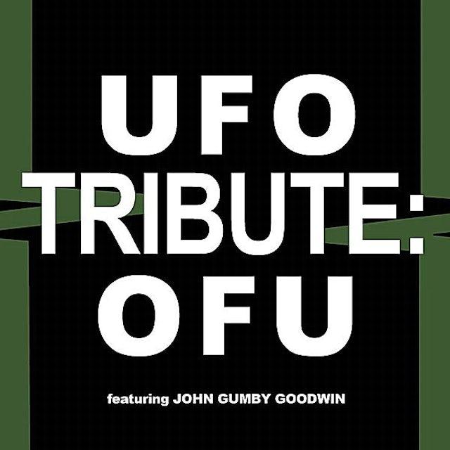 Ofu TRIBUTE TO UFO CD