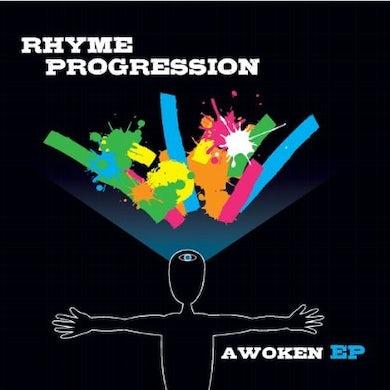 Rhyme Progression AWOKEN EP CD