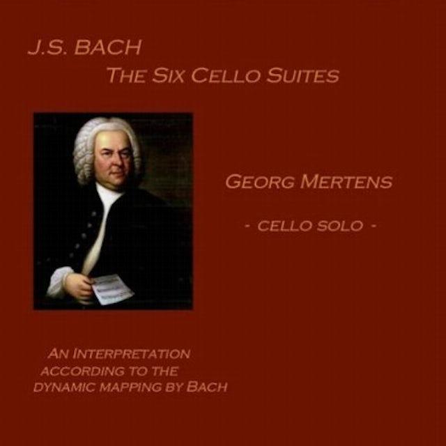 J.S. Bach SIX CELLO SUITES CD