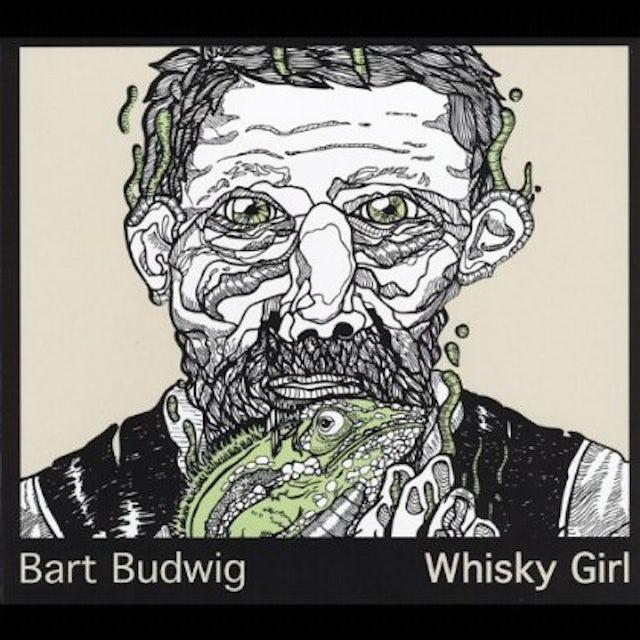 Bart Budwig WHISKY GIRL CD