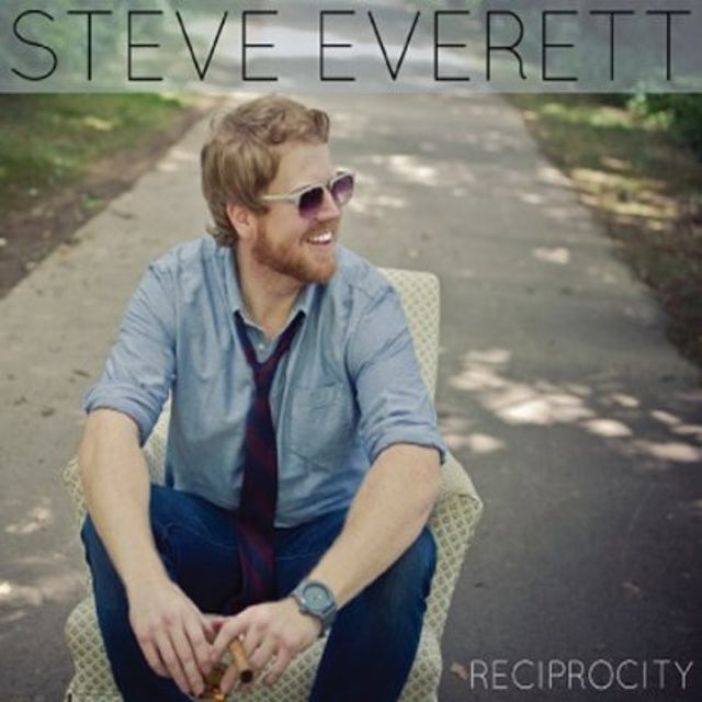 Steve Everett RECIPROCITY CD