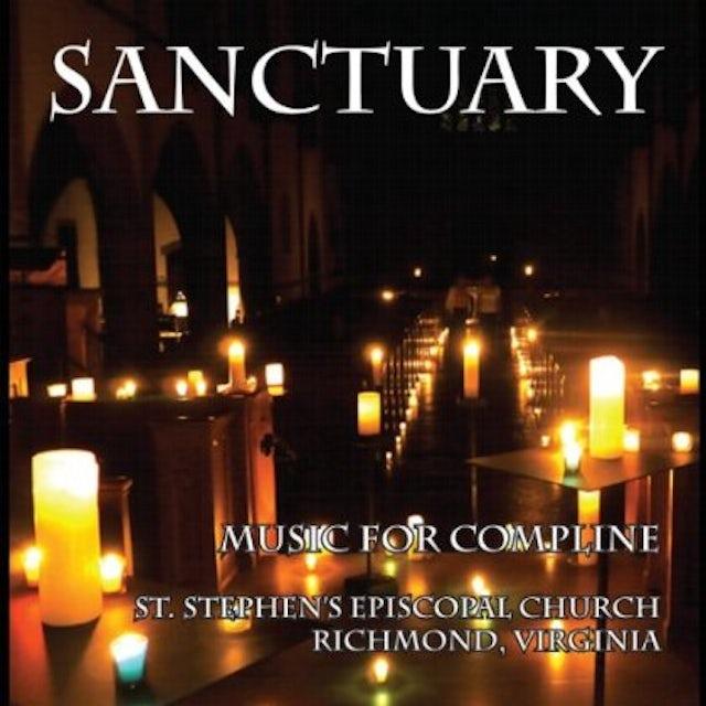 SANCTUARY: MUSIC FOR COMPLINE CD