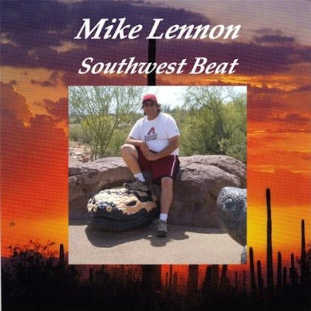 Mike Lennon SOUTHWEST BEAT CD