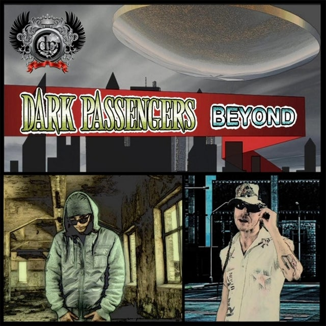 Dark Passengers BEYOND CD