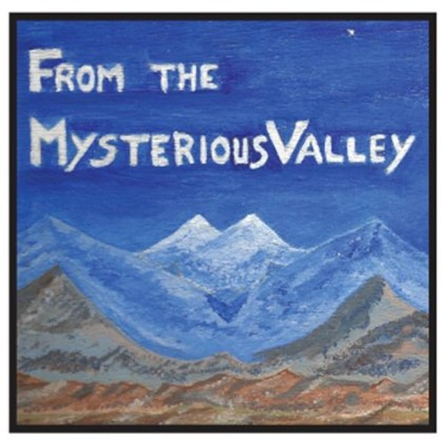 Roger Dawson FROM THE MYSTERIOUS VALLEY CD