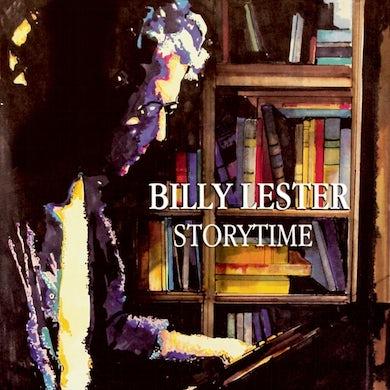 Billy Lester STORY TIME CD