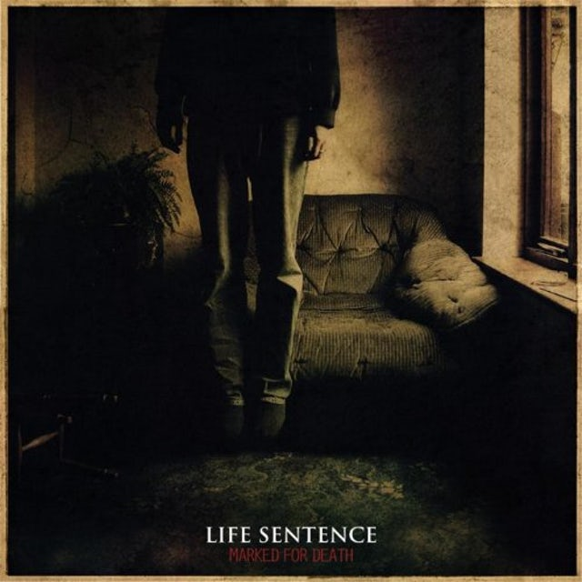 Life Sentence MARKED FOR DEATH Vinyl Record