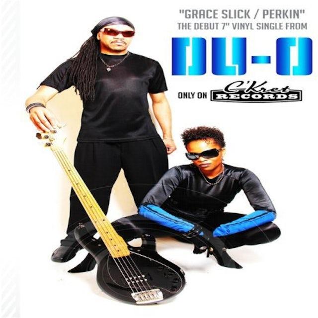 Du-O GRACE SLICK Vinyl Record