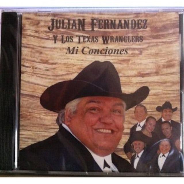Los Texas Wranglers MI CANCIONES CD