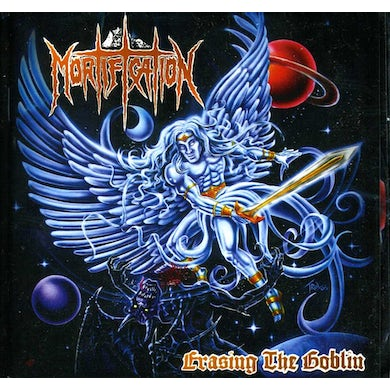 MORTIFICATION ERASING THE GOBLIN (RE-ISSUE) CD