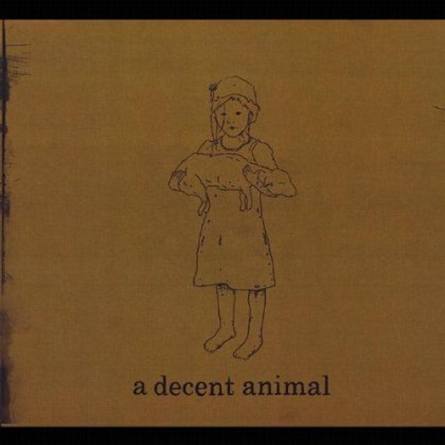 Decent Animal SELF TITLED CD