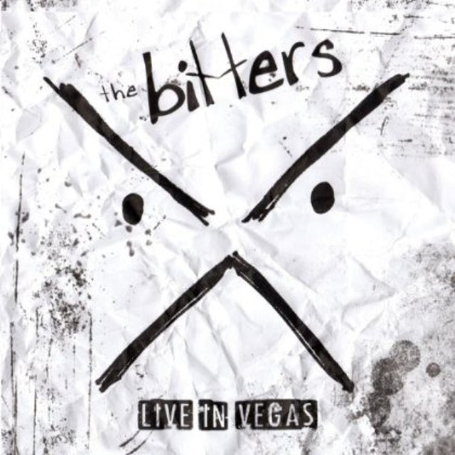 Bitters LIVE IN VEGAS CD