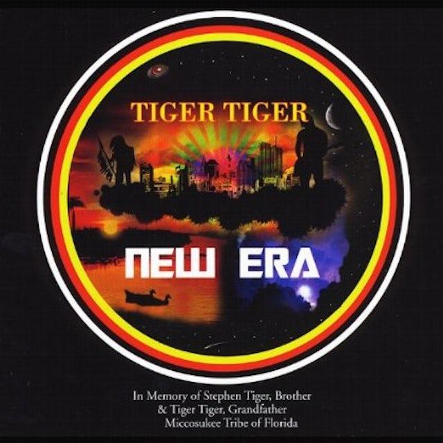 Tiger Tiger NEW ERA CD