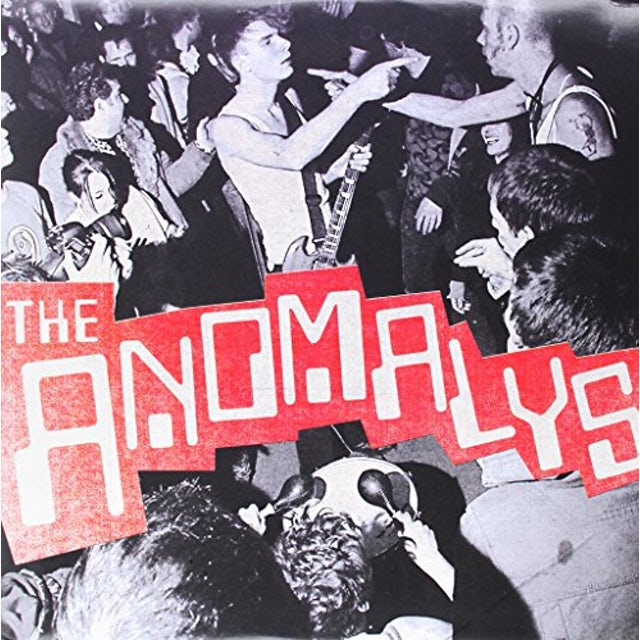 The Anomalys Vinyl Record