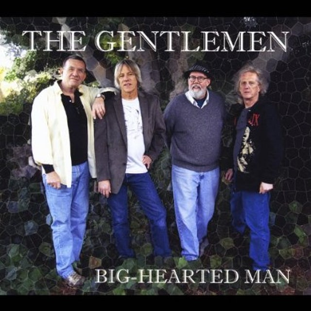 Gentlemen BIG-HEARTED MAN CD