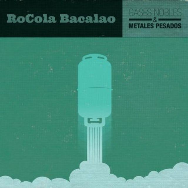Rocola Bacalao GASES NOBLES & METALES PESADOS CD