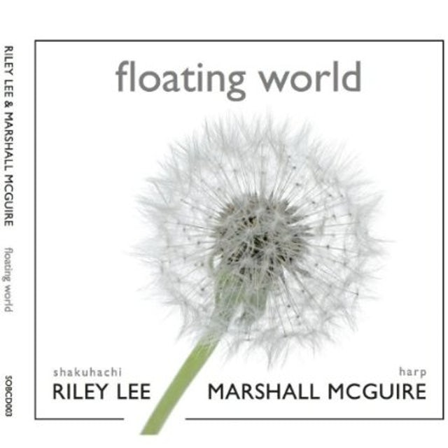 Riley Lee FLOATING WORLD CD