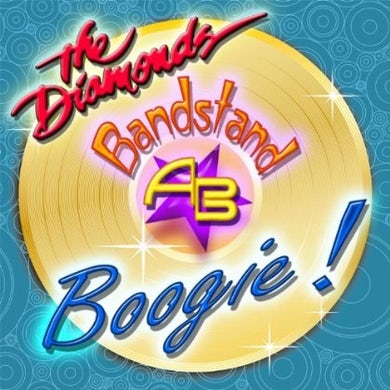 Diamonds BANDSTAND BOOGIE! CD