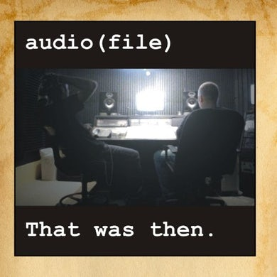 Audio THAT WAS THEN CD