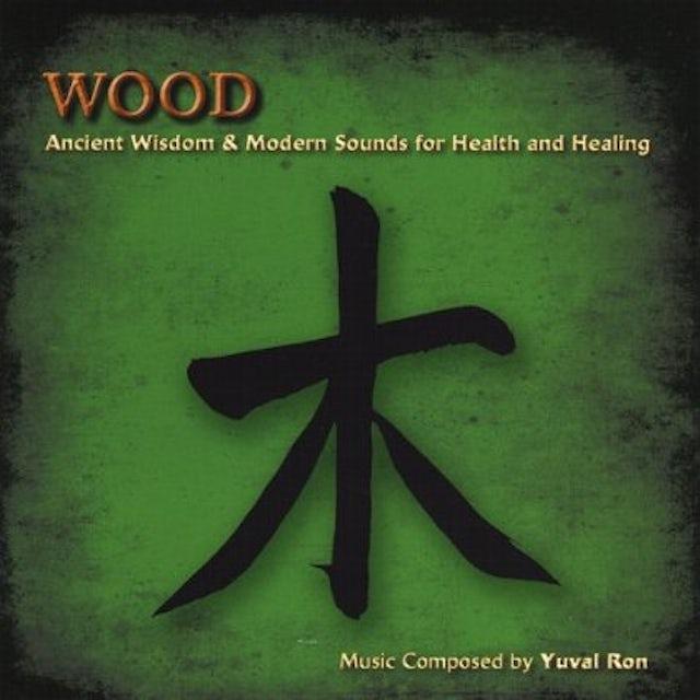 Yuval Ron WOOD CD