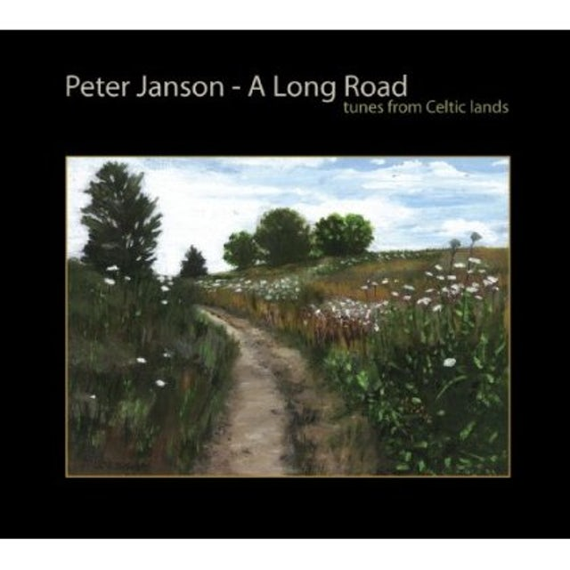 Peter Janson A LONG ROAD: TUNES FROM CELTIC LANDS CD