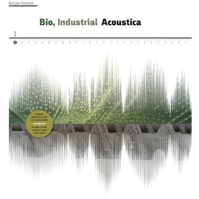 Bostjan Perovsek BIO INDUSTRIAL ACOUSTICA (GREEN) Vinyl Record