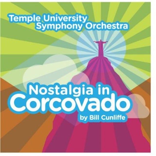 Temple University Symphony Orchestra NOSTALGIA IN CORCOVADO CD