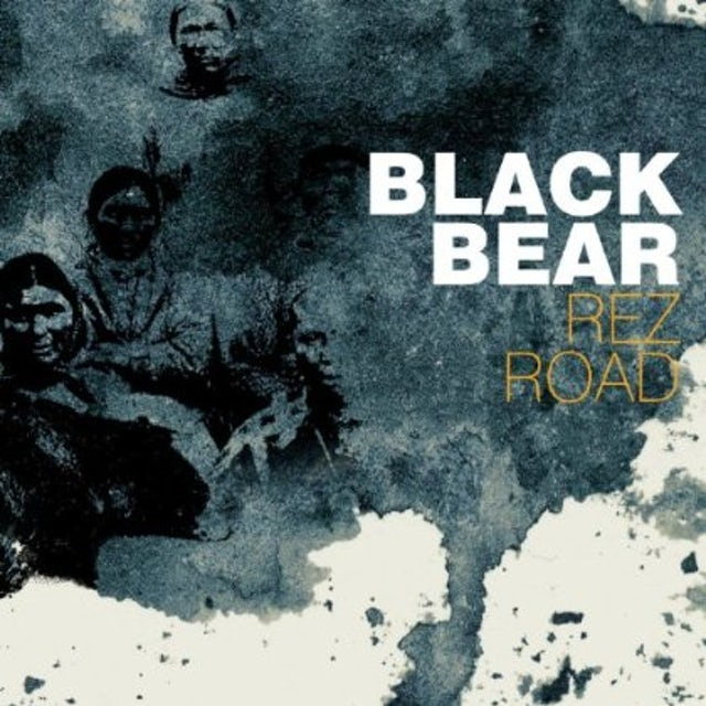 Black Bear REZ ROAD (POWWOW) CD