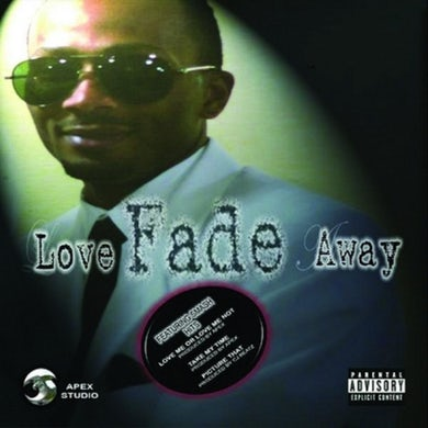 Chyna LOVE FADE AWAY CD