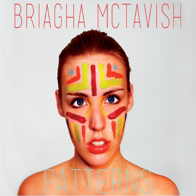 Briagha McTavish PATTERNS EP CD