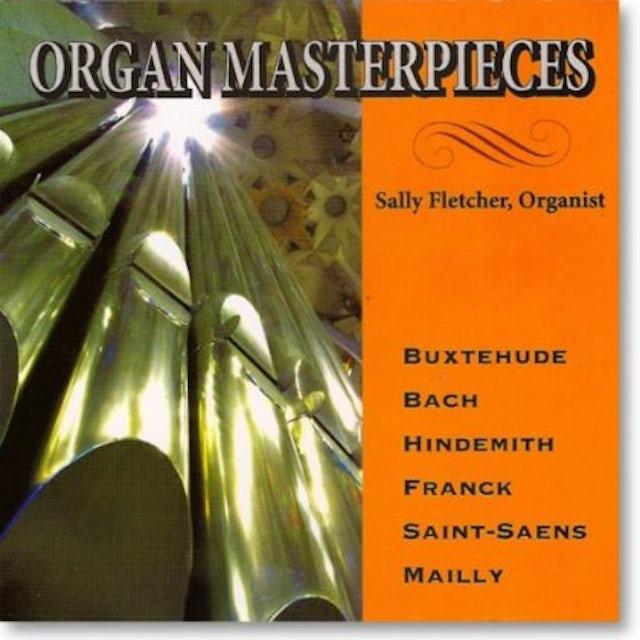 Sally Fletcher ORGAN MASTERPIECES CD