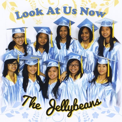 Jellybeans LOOK AT US NOW CD