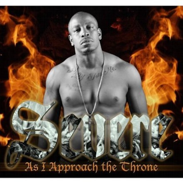 Severe AS I APPROACH THE THRONE CD