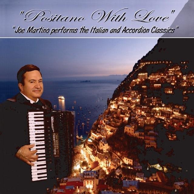 Joe Martino POSITANO WITH LOVE CD