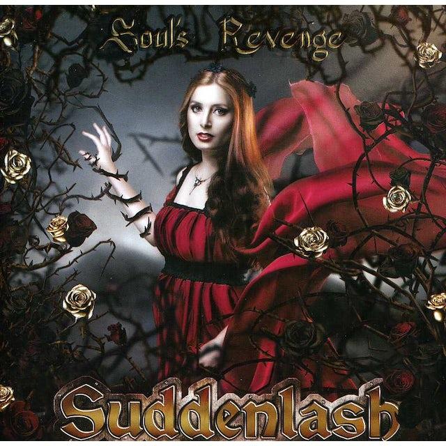 Suddenlash SOULS REVENGE CD