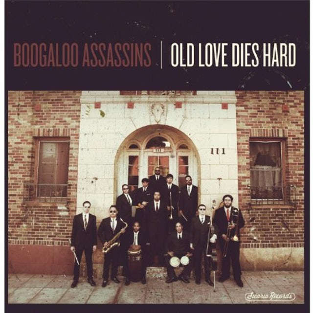 Boogaloo Assassins OLD LOVE DIES HARD Vinyl Record