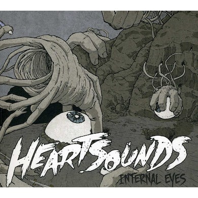 Heartsounds INTERNAL EYES CD